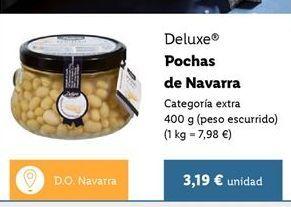 Oferta de Conservas Deluxe por 3,19€