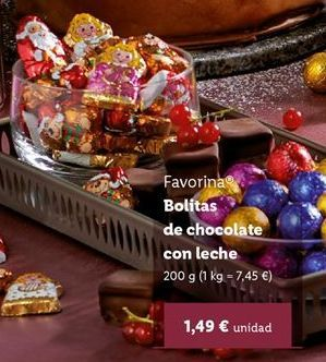 Oferta de Bombones Favorina por 1,49€