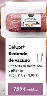 Oferta de Redondo de vacuno Deluxe por 7,99€