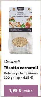Oferta de Risotto Deluxe por 1,99€