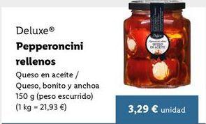 Oferta de Conservas Deluxe por 3,29€