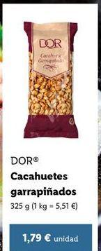 Oferta de Cacahuetes por 1,79€