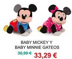 Oferta de Muñecas Mickey Mouse por 33,29€