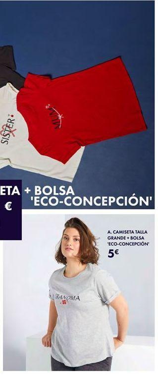 Oferta de Camiseta por 5€