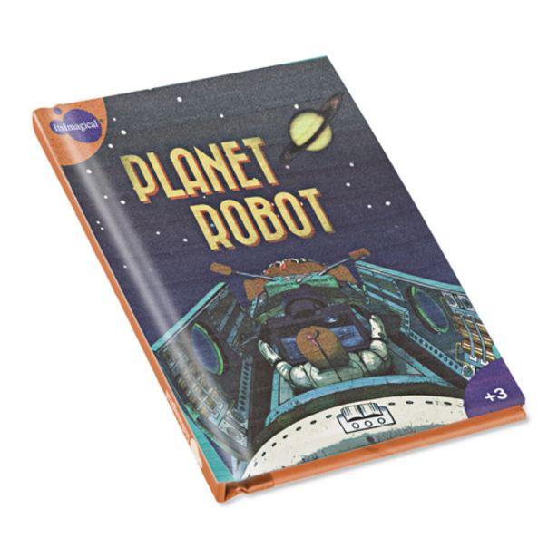 Oferta de Libro de manualidades Planet Robot por 5,95€