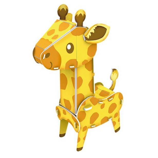 Oferta de Puzzle de jirafa que mueve la cabeza por 5,95€