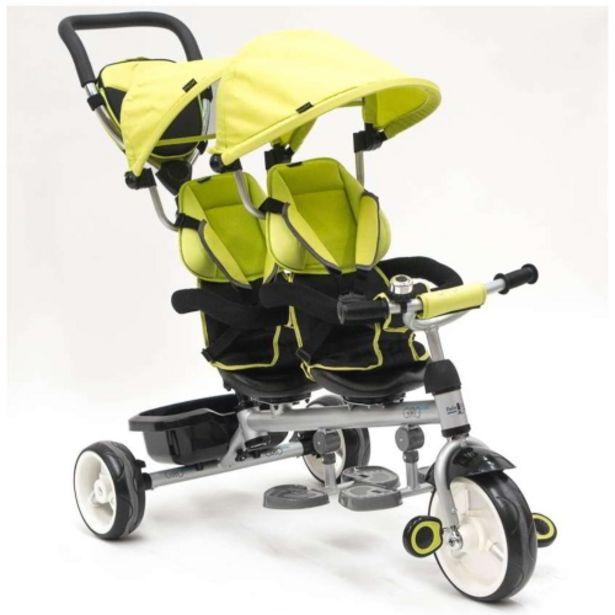 Oferta de Triciclo gemelar evolutivo por 169,95€