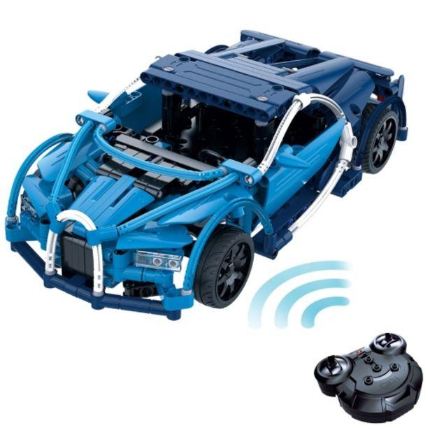 Oferta de Vehículo radiocontrol para construir por 39,95€