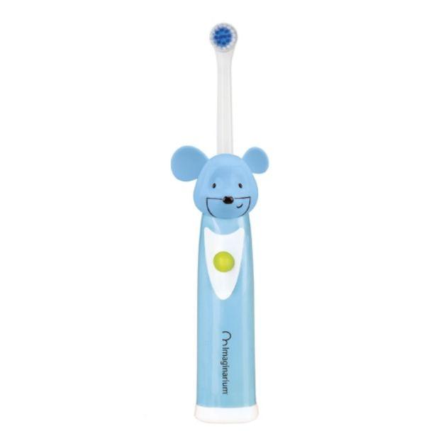 Oferta de Cepillo de dientes eléctrico para niños color azul por 9,95€