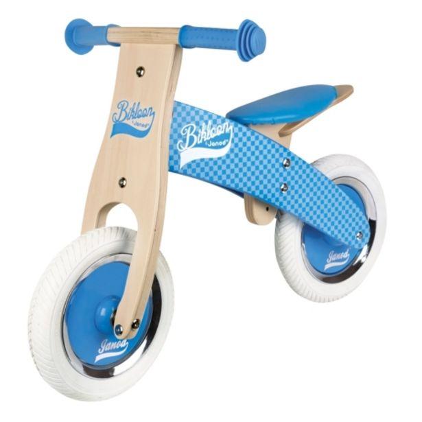 Oferta de Bicicleta de aprendizaje de madera por 79,95€