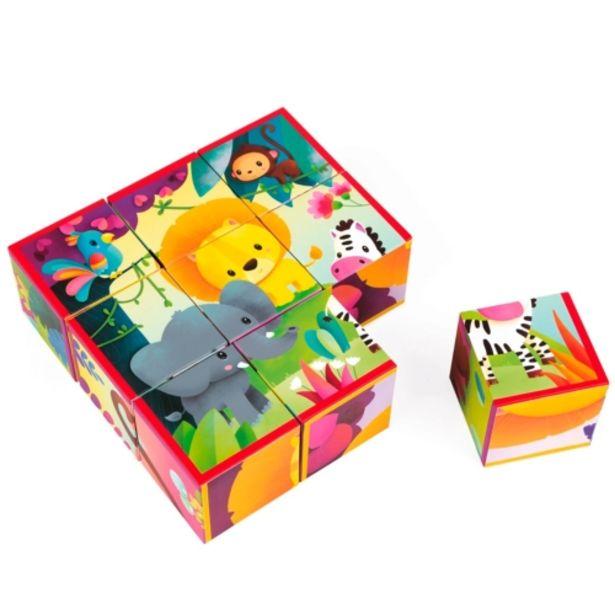 Oferta de Rompecabezas de cubos por 15,95€
