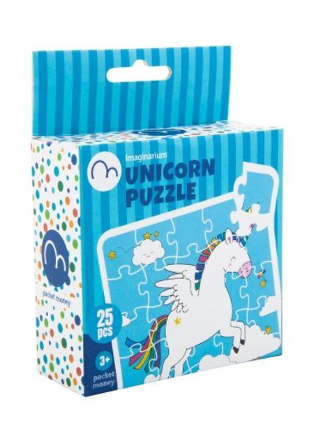 Oferta de Puzzle de unicornio por 2,95€