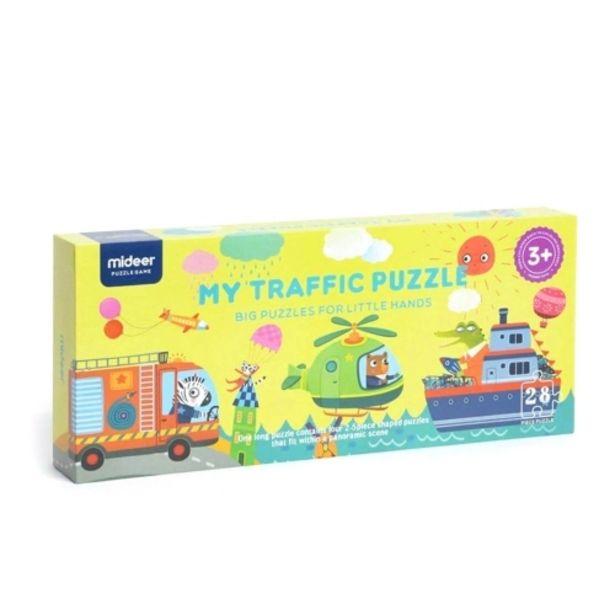Oferta de Puzzle de vehículos por 19,95€