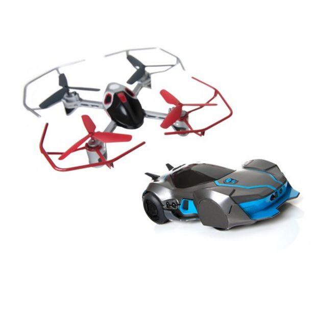 Oferta de Dron y coche teledirigido por 129€