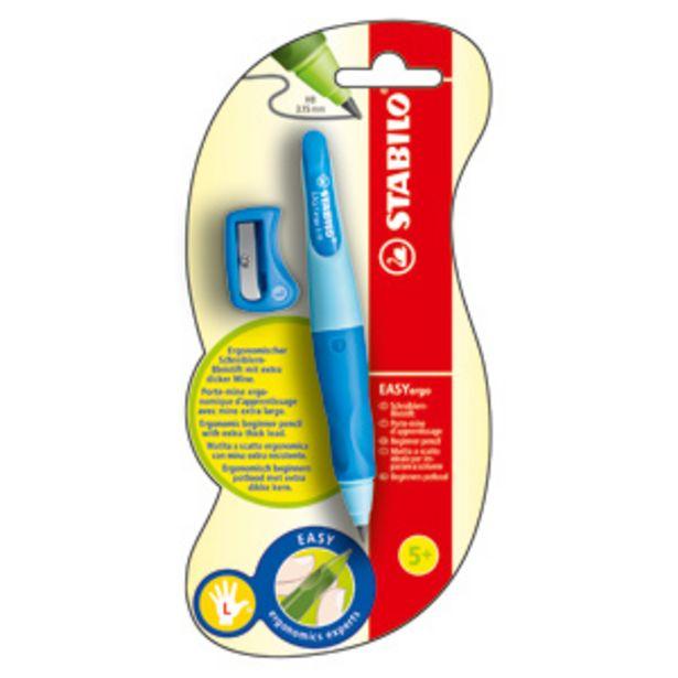 Oferta de Bolígrafo ergonómico azul para mejorar escritura por 5,95€