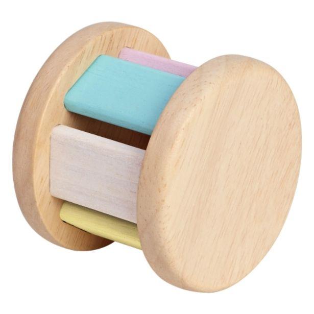 Oferta de Sonajero ecológico de madera por 5,95€