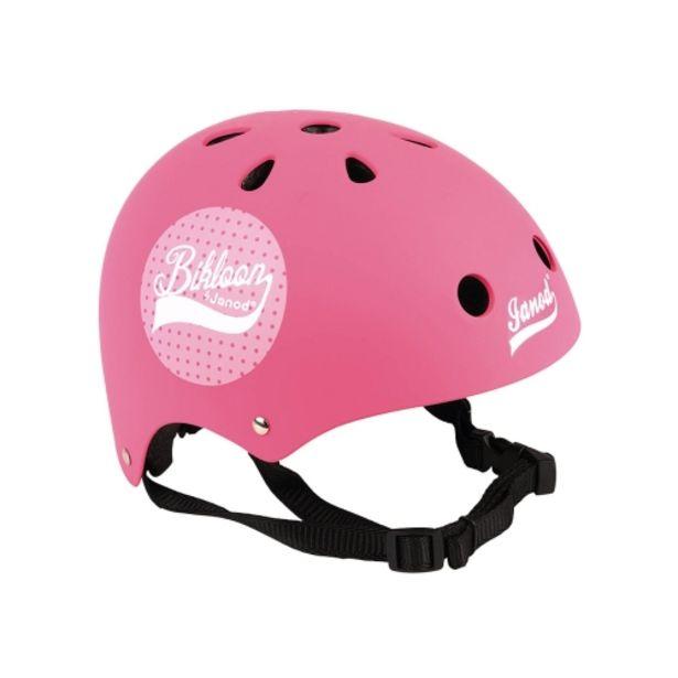 Oferta de Casco de protección rosa por 22,06€