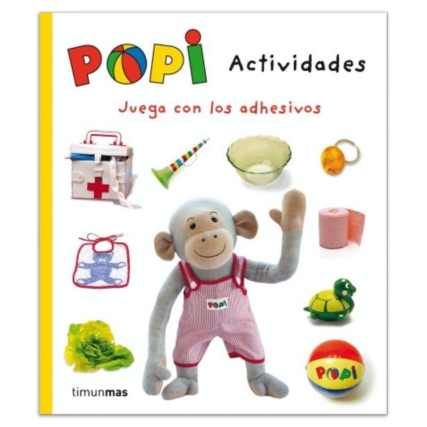 Oferta de POPI ACTIVIDADES JUEGA CON ADHESIVOS por 5,95€
