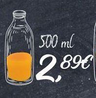 Oferta de Zumo de naranja por 2,89€