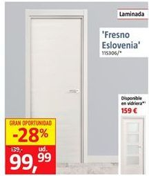 Oferta de Puertas por 99,99€