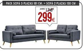 Oferta de Sofás por 299€