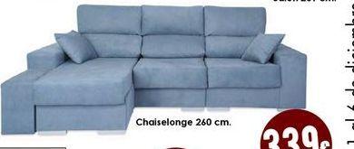 Oferta de Chaise longue por 339€