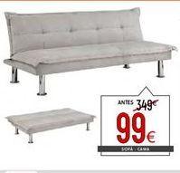 Oferta de Sofá cama por 99€