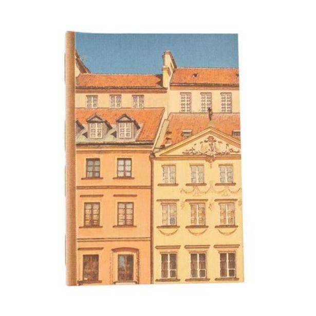 Oferta de Álbum de fotos artesanal en A5 - Varsovia por 35€