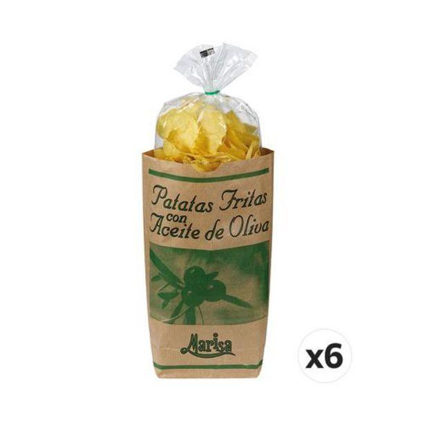 Oferta de Lote Patatas fritas Oliva - 6 x 190 g por 17,1€