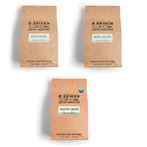 Oferta de Pack Selección Blends - 3 x 340 g por 50€