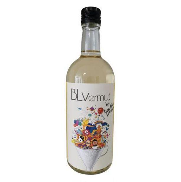 Oferta de Botella vermut blanco 70 cl por 15,9€