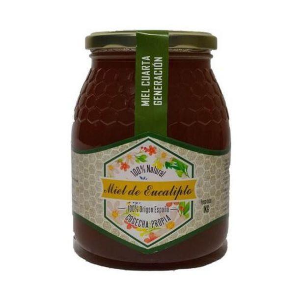 Oferta de Miel de Eucalipto - Bote de 1 Kg por 14€