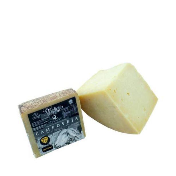 Oferta de Dúo queso Campoveja intenso - 2 x 700 g por 33,4€