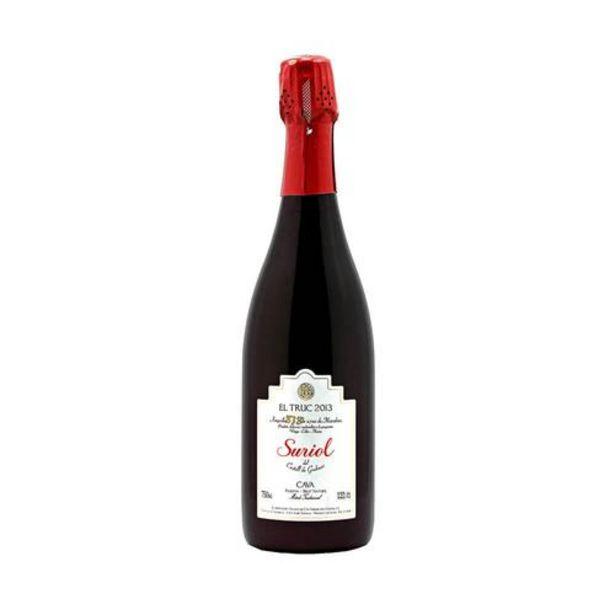 Oferta de Cava El Truc 2013 - Botella 750 ml por 29,9€