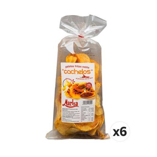 Oferta de Lote Patatas fritas al Pimentón - 6 x 150 g por 17,1€
