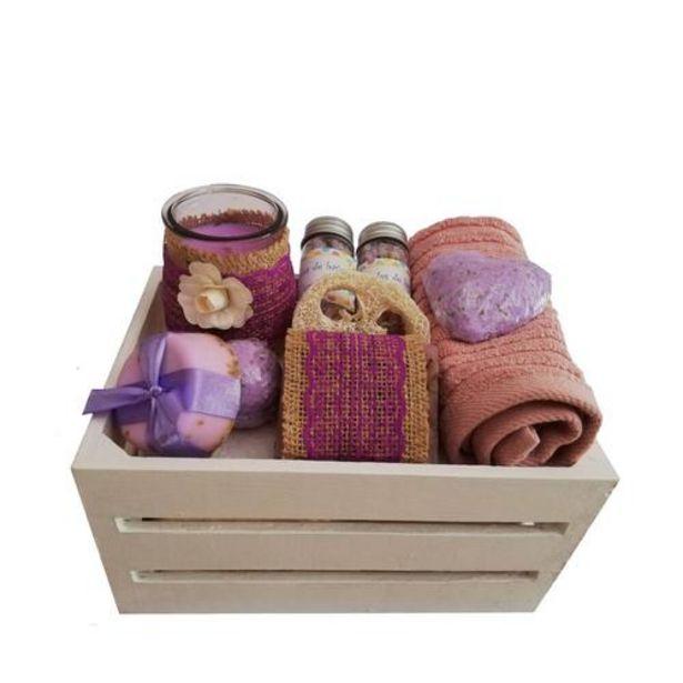 Oferta de Caja Relax - Conjunto de baño por 32€