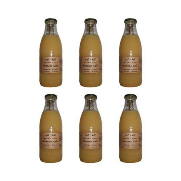Oferta de Pack botellas de zumo - 6x1 L por 31€