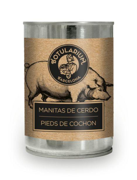 Oferta de Manitas de cerdo Botularium (390g) por 11,9€