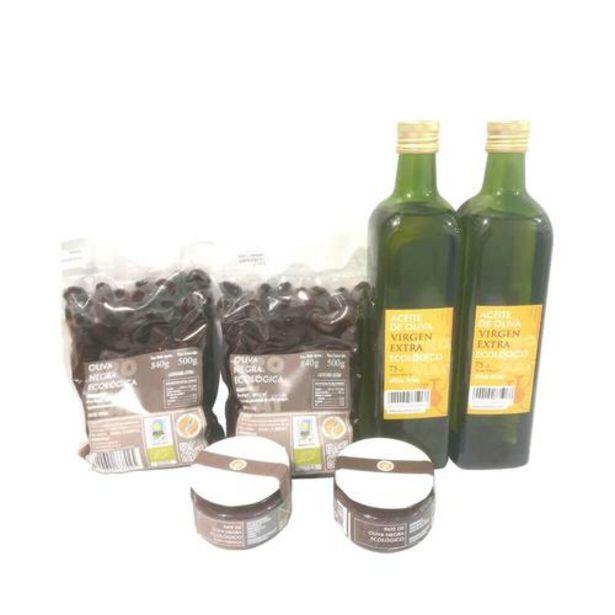 Oferta de Lote Productos Olivo Eco por 35,45€
