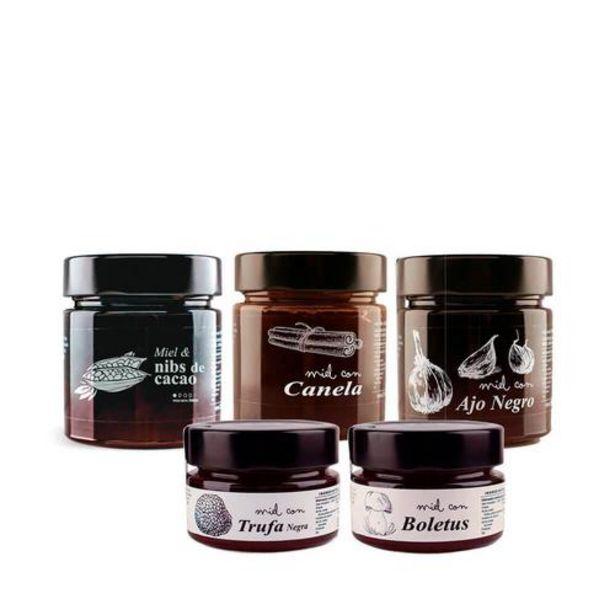Oferta de Pack Creative Honey 28 lunas por 40€