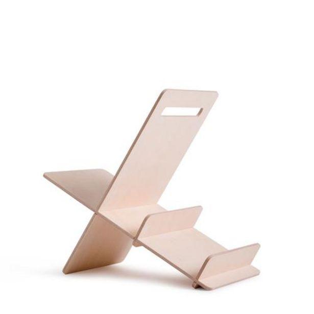 Oferta de Debook - Revistero de diseño minimalista por 60€