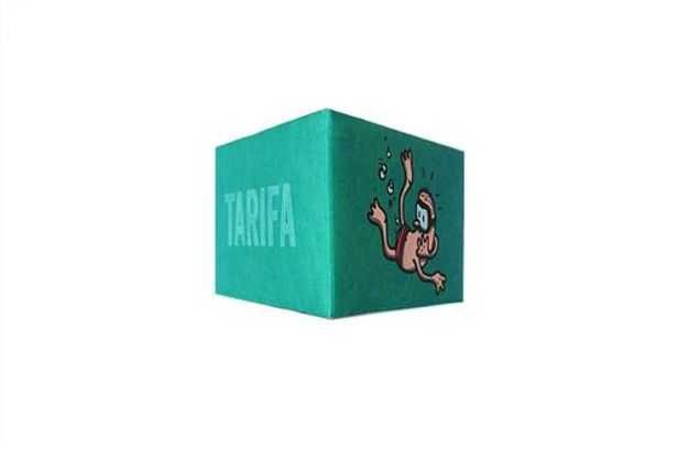 Oferta de Billetera Wallet Tarifa 9x6 cm por 15€