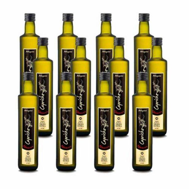 Oferta de Aceite de oliva virgen extra Capricho botella - 12x500 ml por 92,8€
