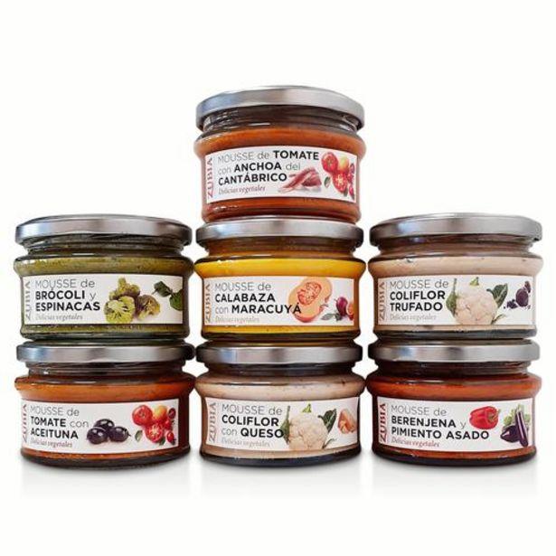 Oferta de Pack Gourmet Vegetal por 27,99€