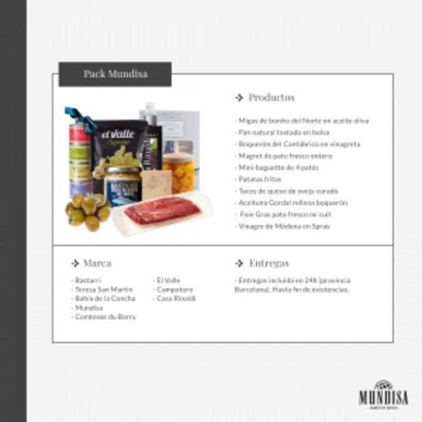 Oferta de Pack Degustación Gourmet por 50€