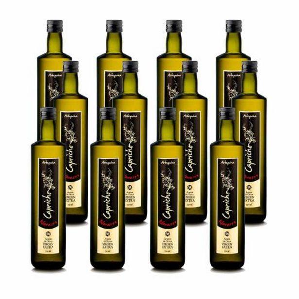 Oferta de Aceite de oliva virgen extra Capricho botella - 12x750 ml por 97,2€