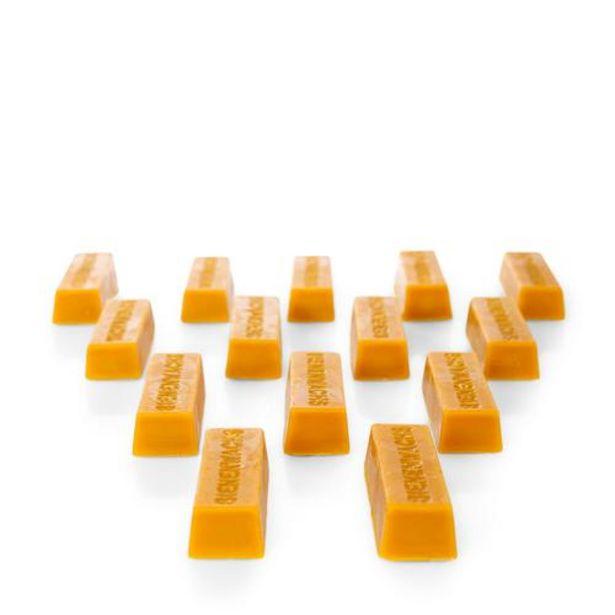 Oferta de Lingotes de Cera de Abeja 100% - 14 x 30 g por 23,9€