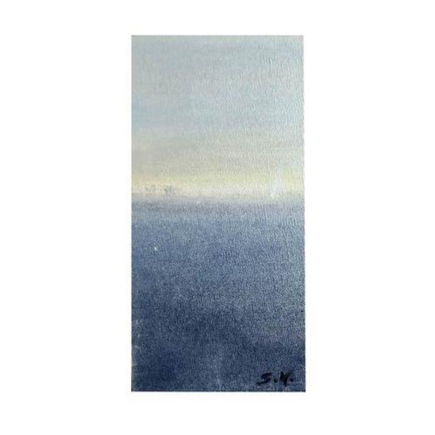 Oferta de Marina - Óleo/Tabla 20x10 cm por 20€