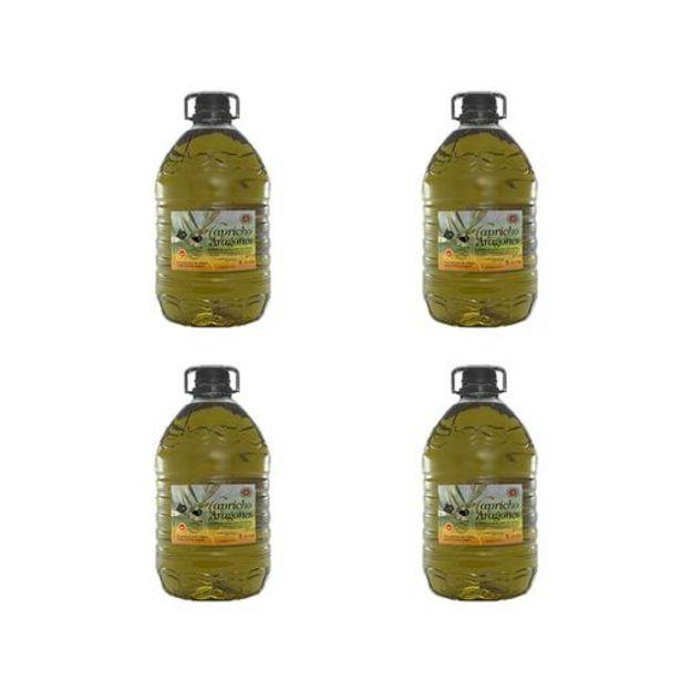 Oferta de Lote de 4 botellas de 5l. Capricho Aragonés por 100€