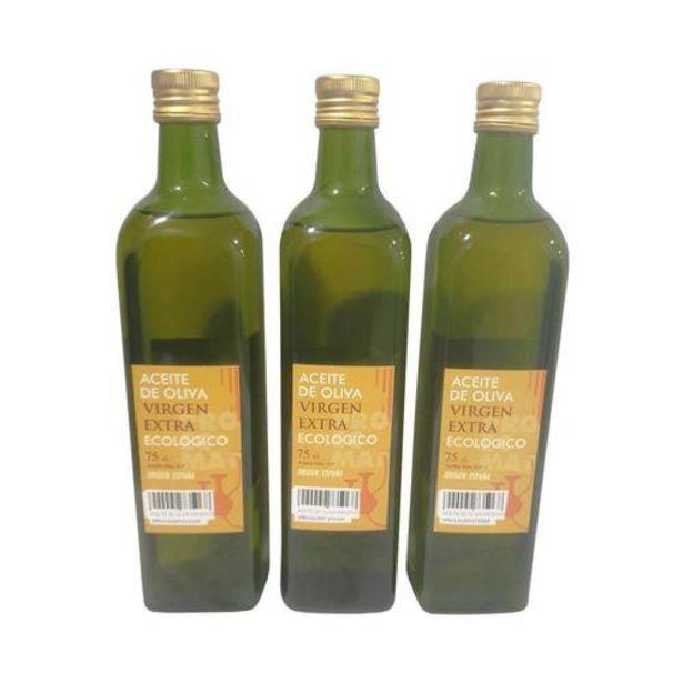 Oferta de Lote Aceite Virgen Eco por 29,45€